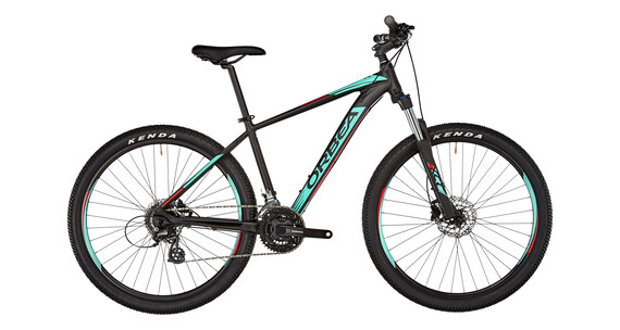 """ORBEA MX 50 27,5"""" Black-Turquoise-Red"""